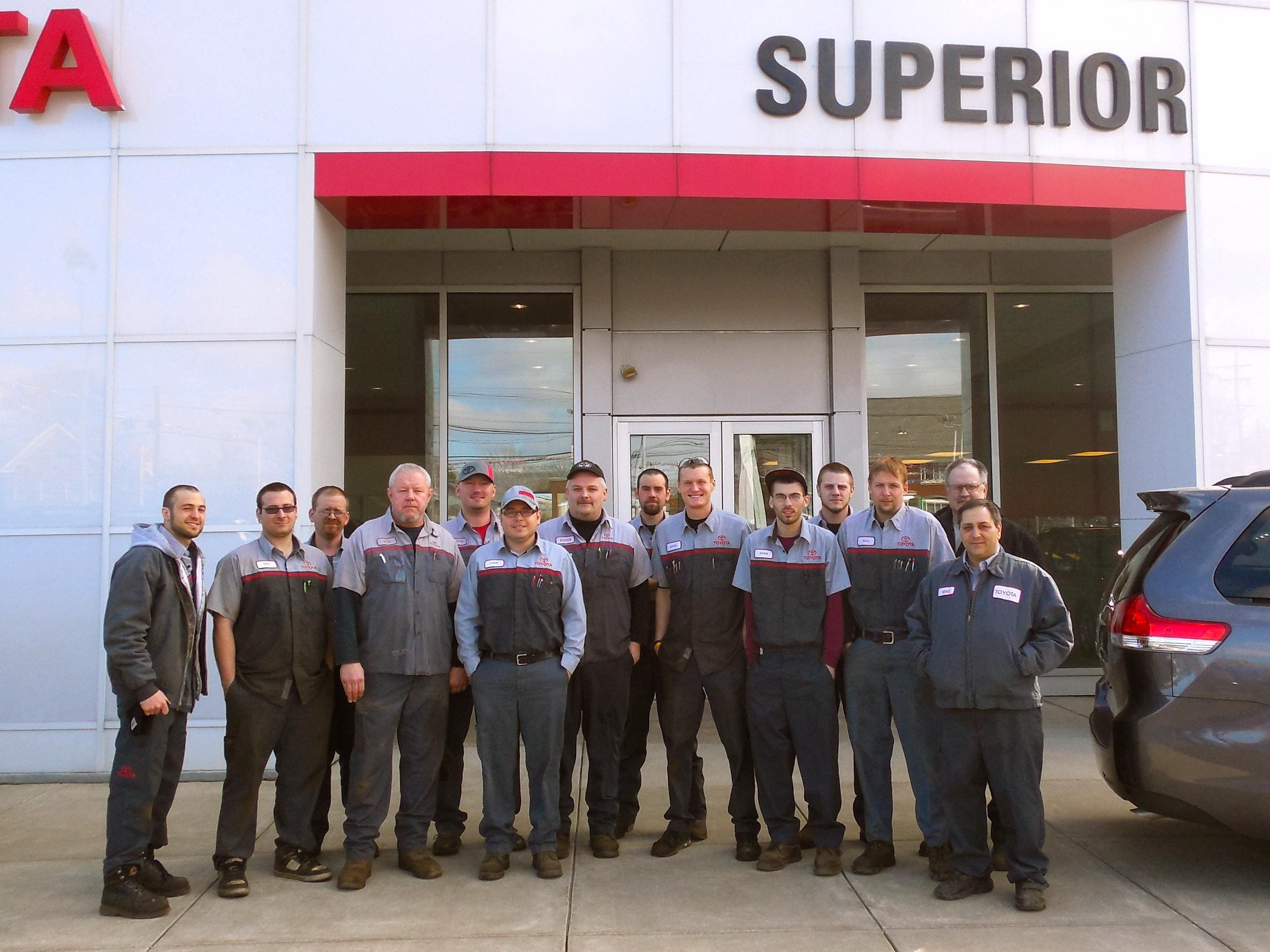 Superior Toyota Ask A Tech New Toyota Scion Dealership