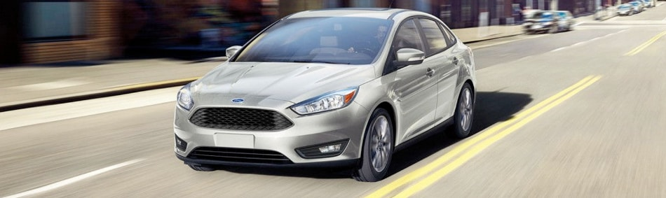 2017 ford focus sedan test drive