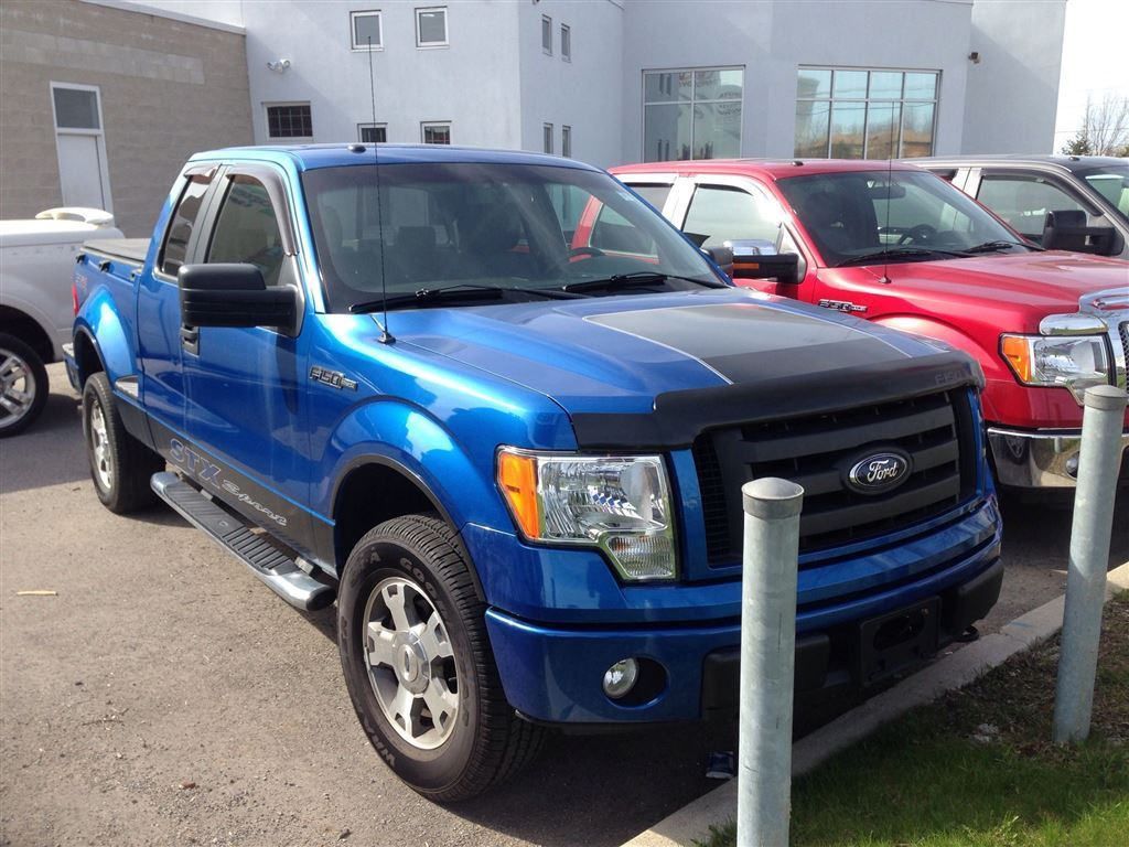 2009 ford f 150 flareside submited images