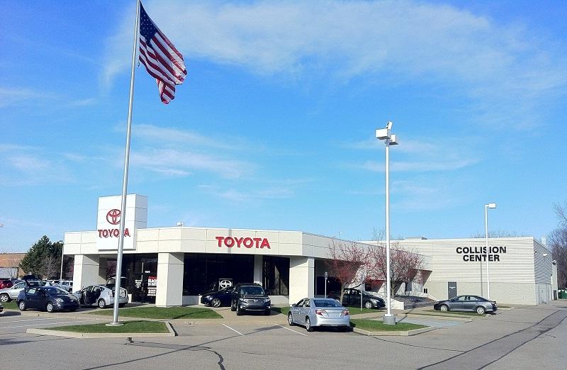Szott M 59 Toyota New Toyota Dealership In Waterford Mi
