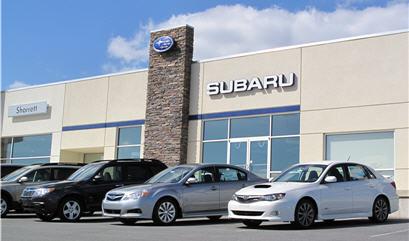 About Sharrett Subaru In Hagerstown Maryland Subaru