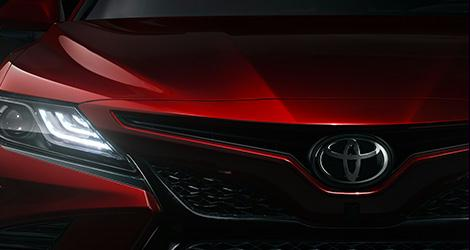 Test Drive the all-new 2018 Toyota Camry is at Sierra Toyota Lancaster, CA