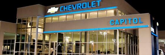 Capitol Chevrolet Columbia Sc >> About Capitol Chevrolet Columbia SC | Chevy Dealership Serving Sumter & Lexington, SC Areas