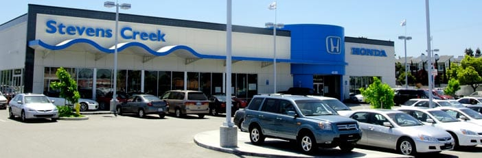 About honda of stevens creek san jose ca new honda for Honda fremont auto mall