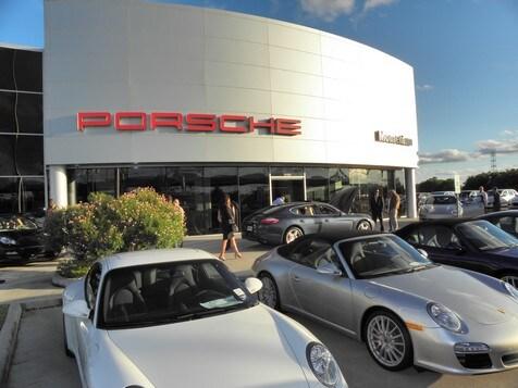 About Us Momentum Porsche Houston Sugar Land Tx