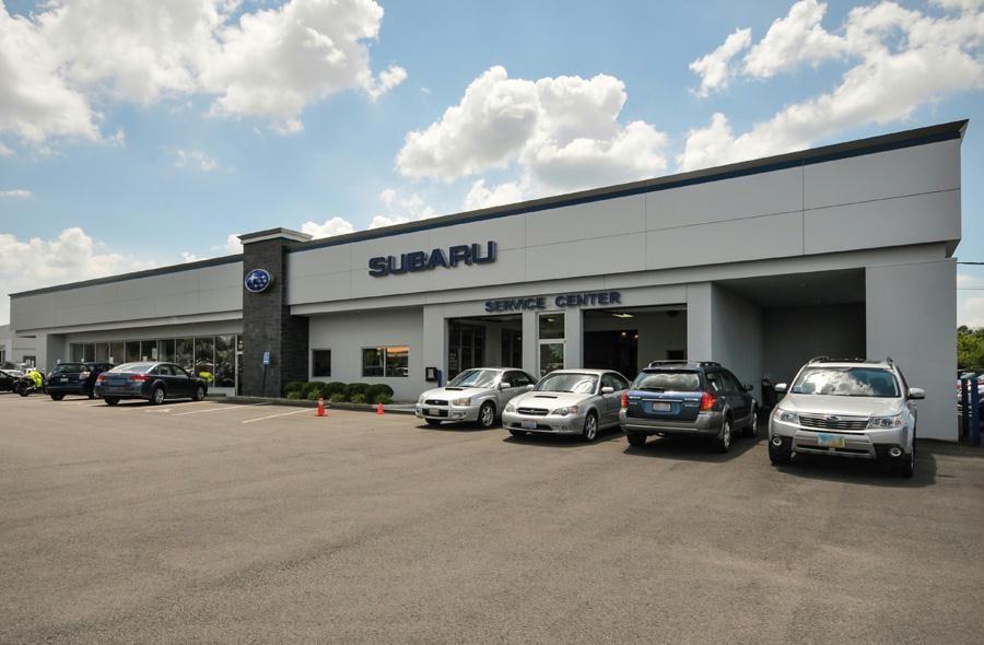 Beechmont Subaru Service Center Subaru Dealer Cincinnati