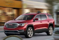 2017 GMC Acadia in Lima