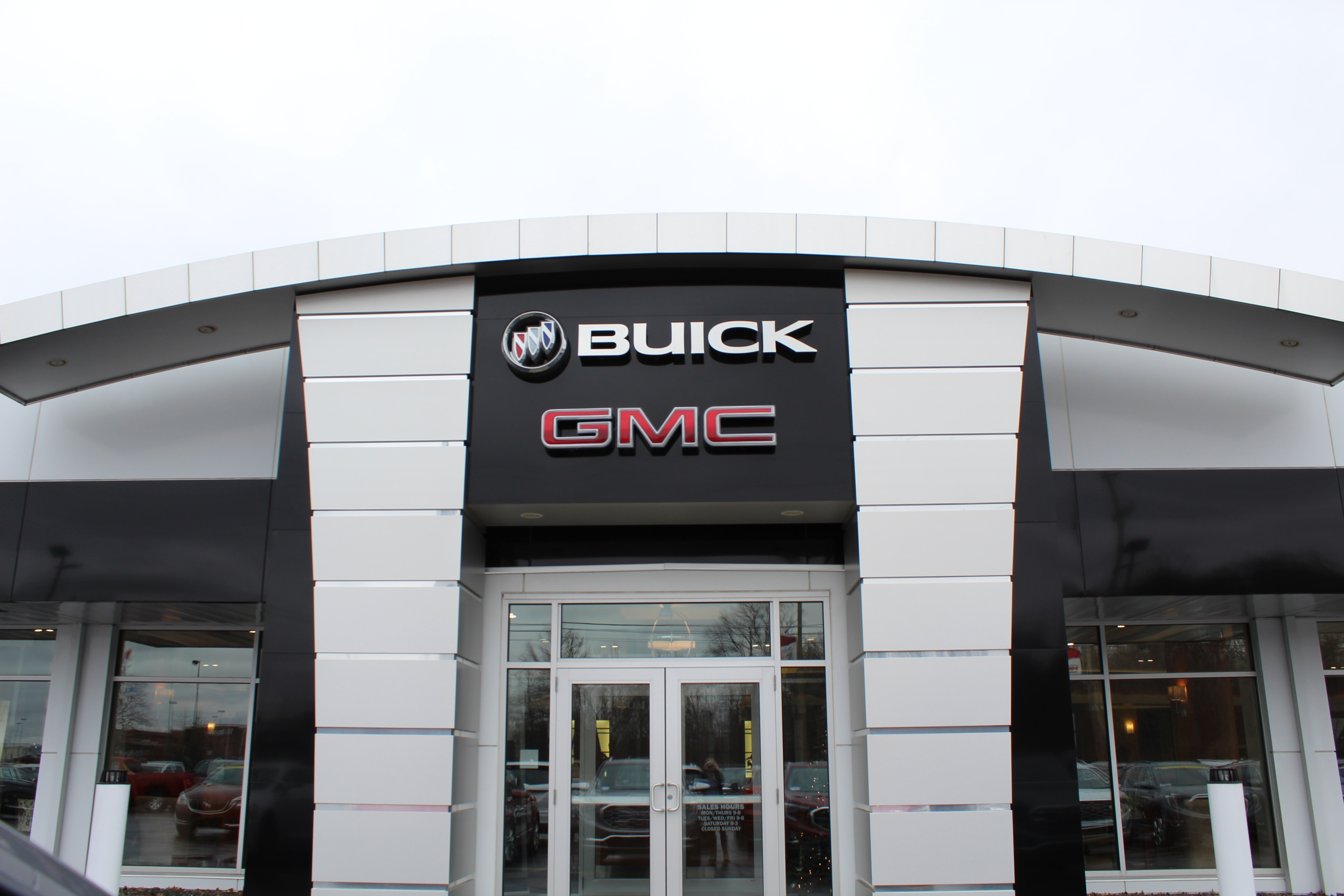 buick branch dealerships dealership gmc used west new hart