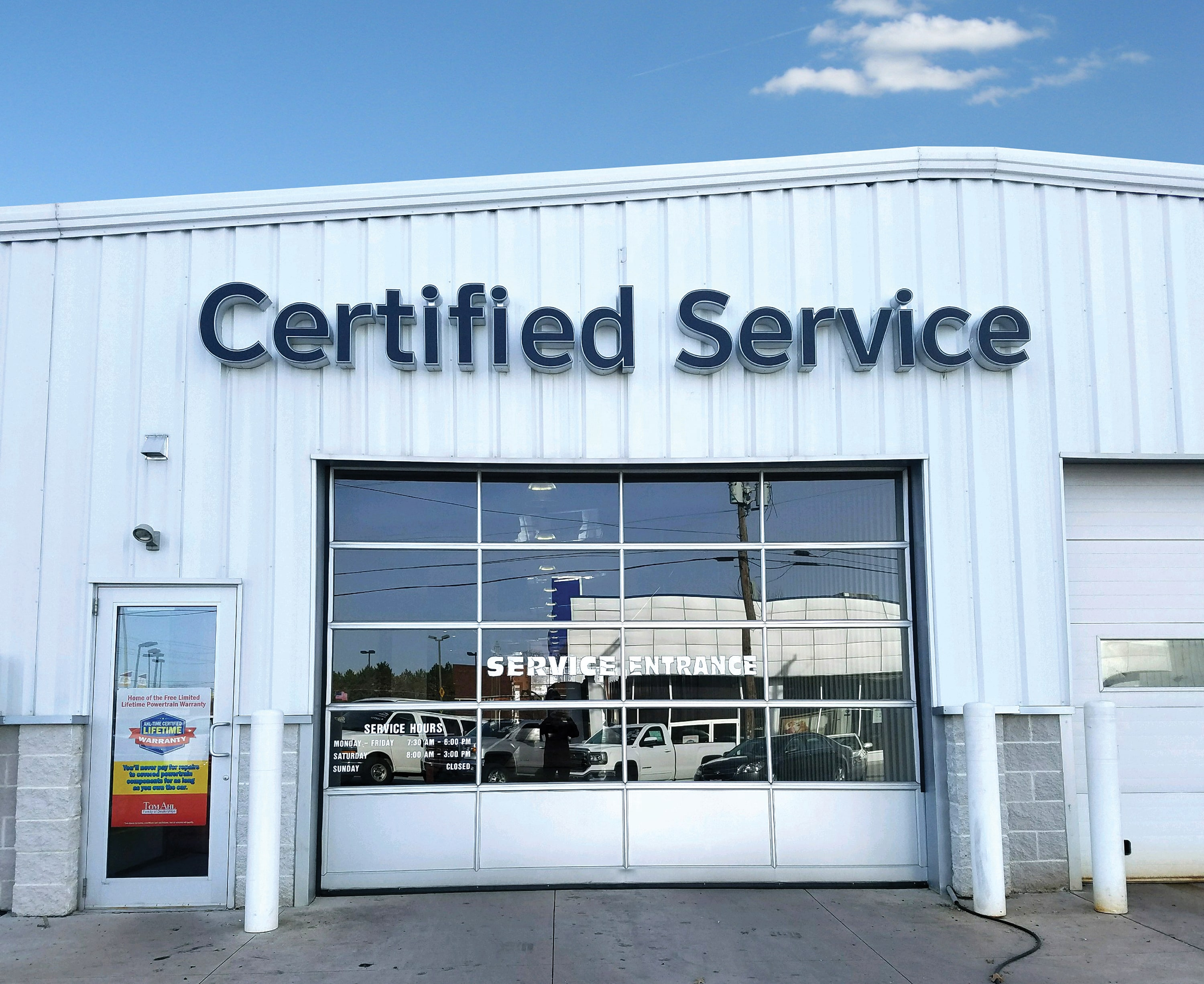 dealership township and dealerships buick of to about reputation the member townshipchevroletbuickgmc pei western frontofdealership careers is committed gmc as chevrolet passionate a at maintaining community