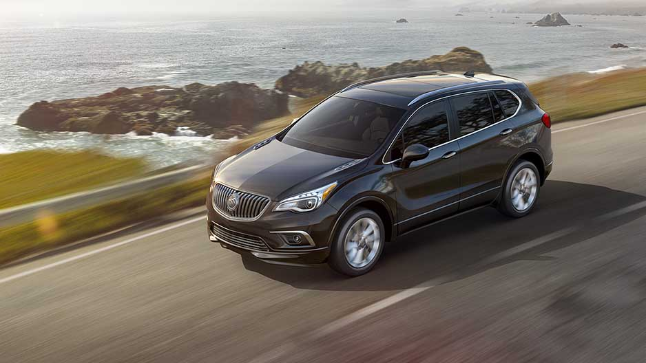 2017 Buick Envision in Lima