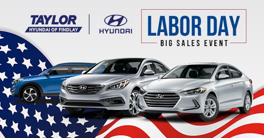 Labor day car dealership sales