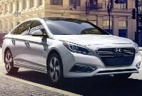 2017 Hyundai Sonata Hybrid in Lima