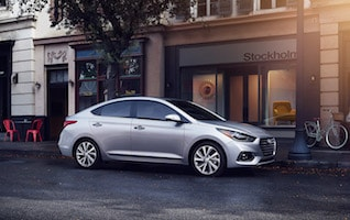 2018 Hyundai Accent near Fort Wayne