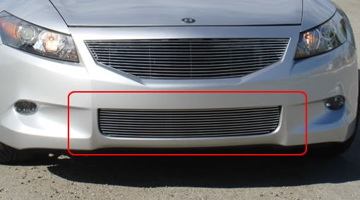 T-Rex Lower Billet Grille for Honda Accord Sedan