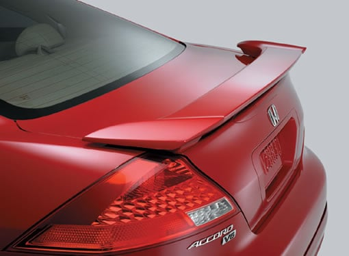 Accord Coupe Spoiler for 2006 and 2007 models