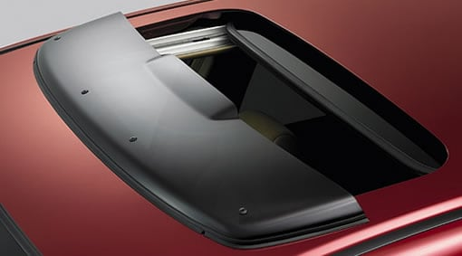 Moonroof Visor for Honda Civic Coupe