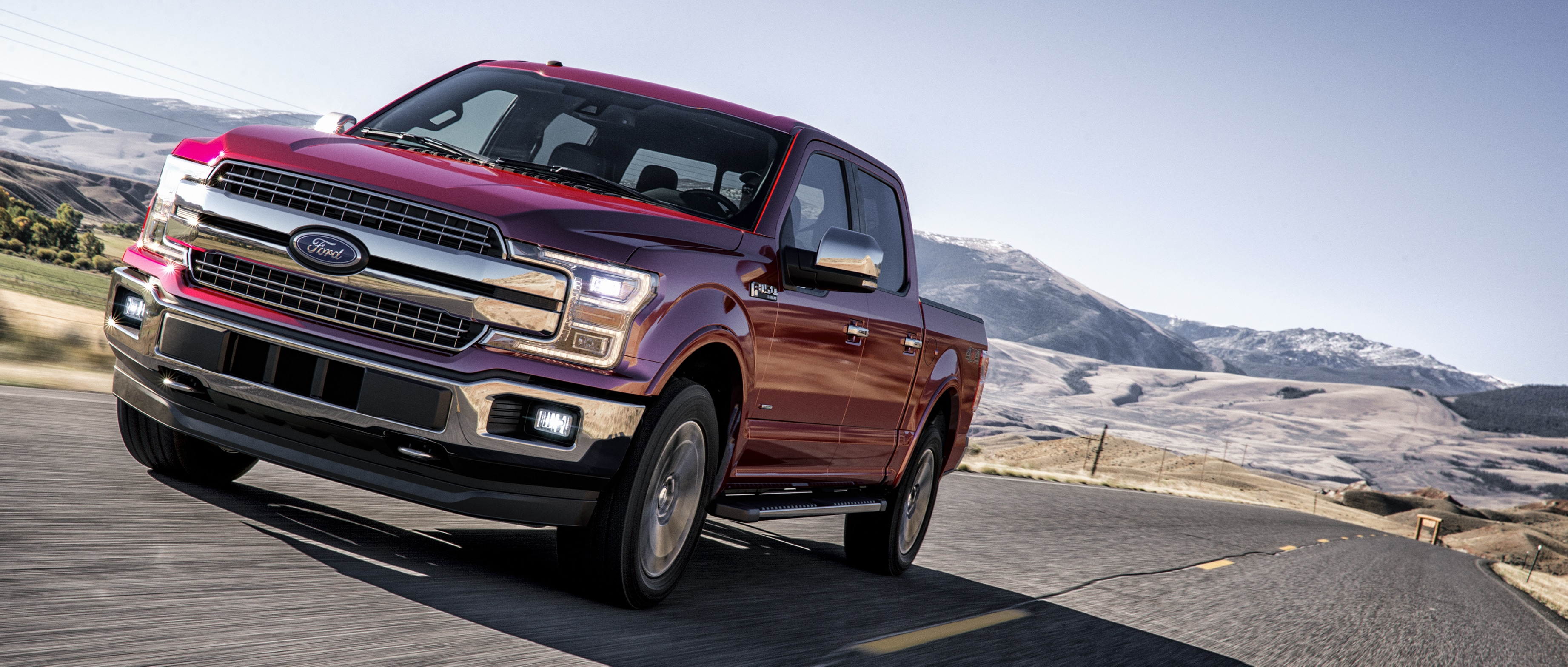 2018 ford f 150 inventory
