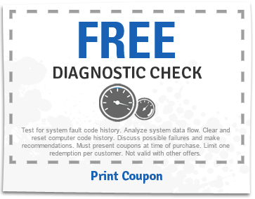 Ford service coupons discount