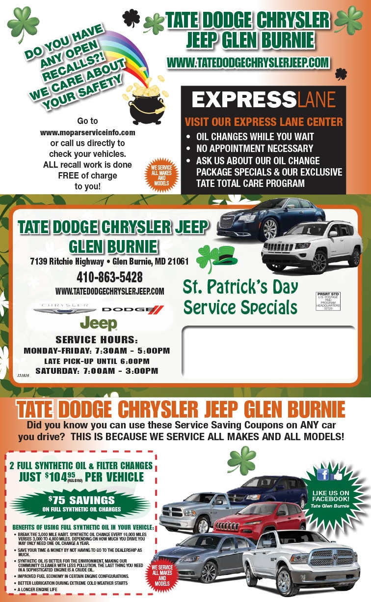 tate dodge chrysler jeep new chrysler dodge jeep ram dealership in glen. Cars Review. Best American Auto & Cars Review