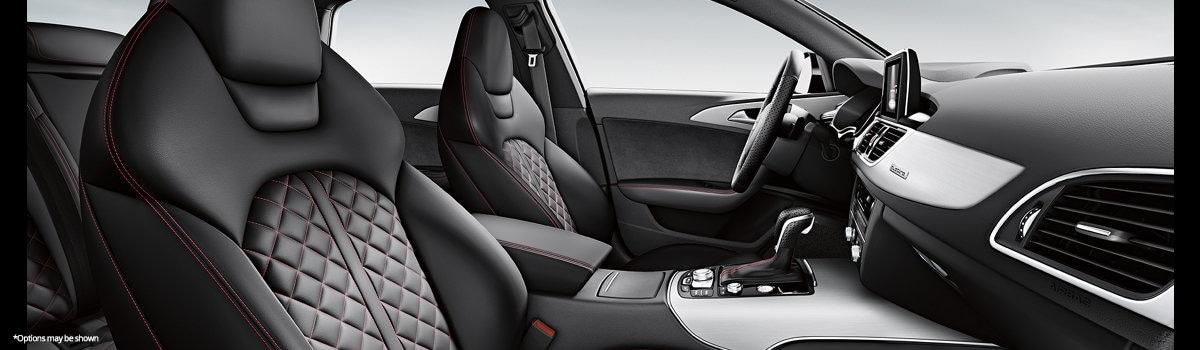 2018 Audi A6 Interior