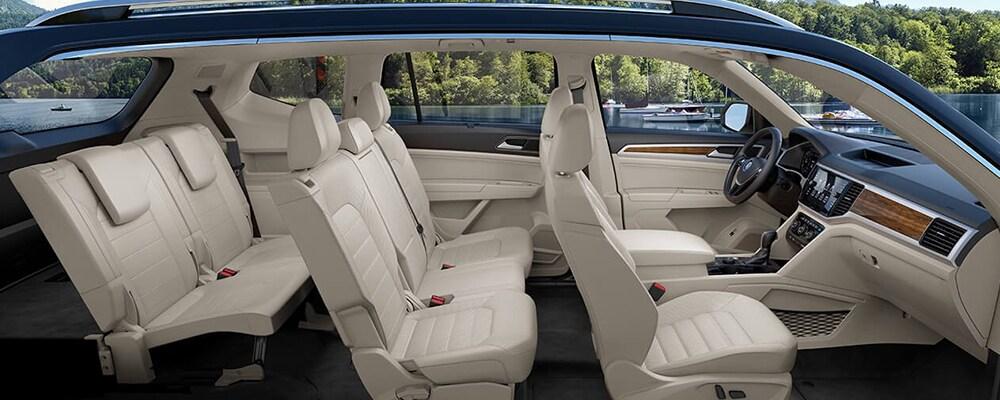 2018 Volkswagen Atlas Interior