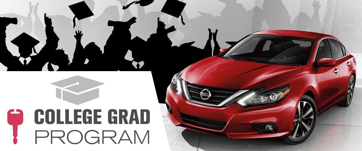 College Grad Program at Team Nissan North in Lebanon, NH