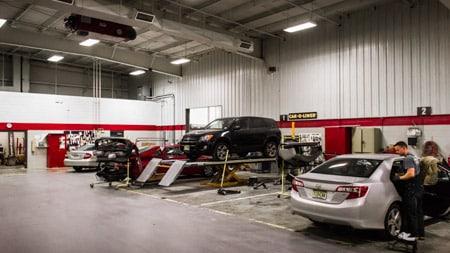 Auto Body Shop Near Philadelphia Toyota Body Repair In