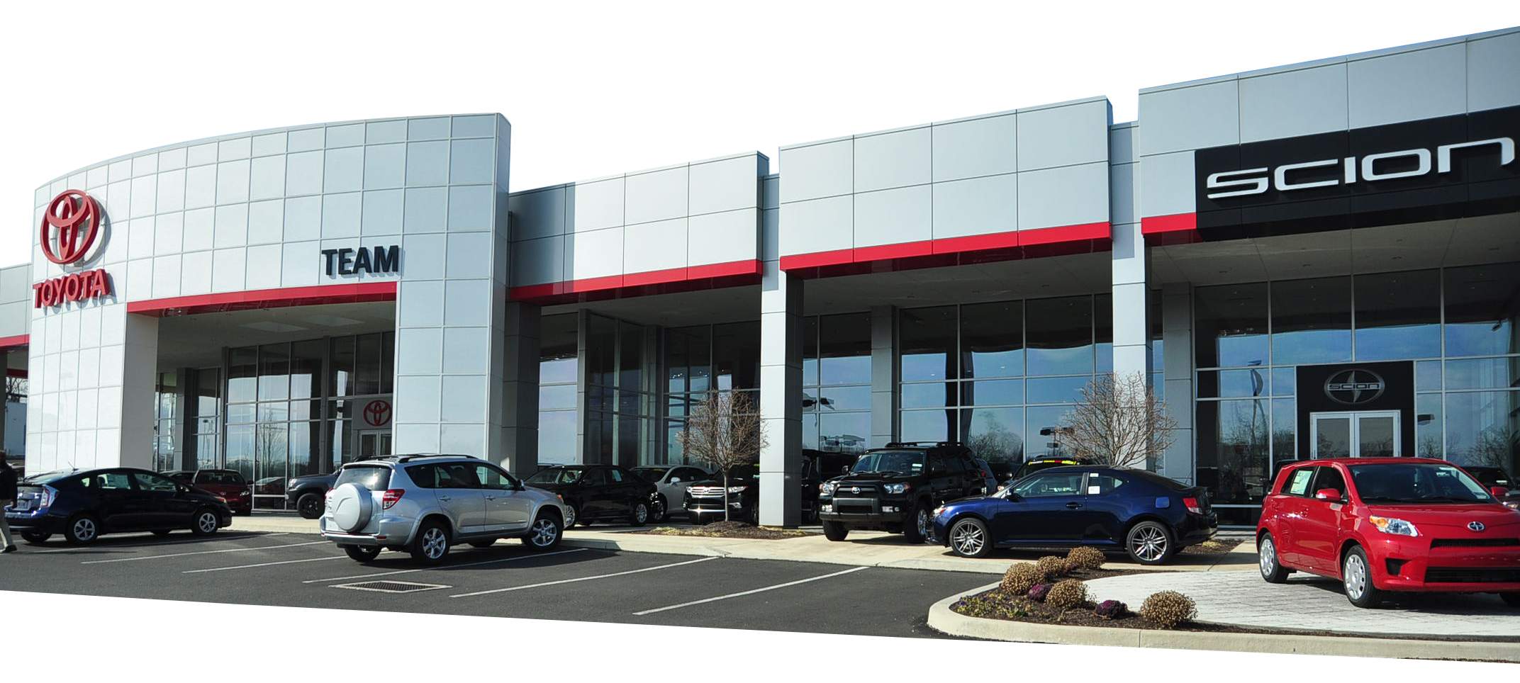 Team Toyota Of Langhorne New Toyota Scion Dealership In