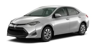 New 2018 Toyota Corolla LE CVT LE CVT in Langhorne PA