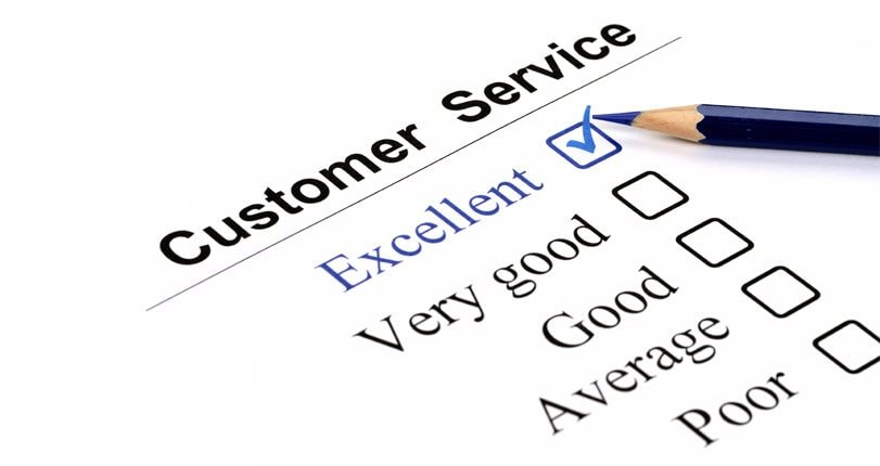 Customer Service Check List