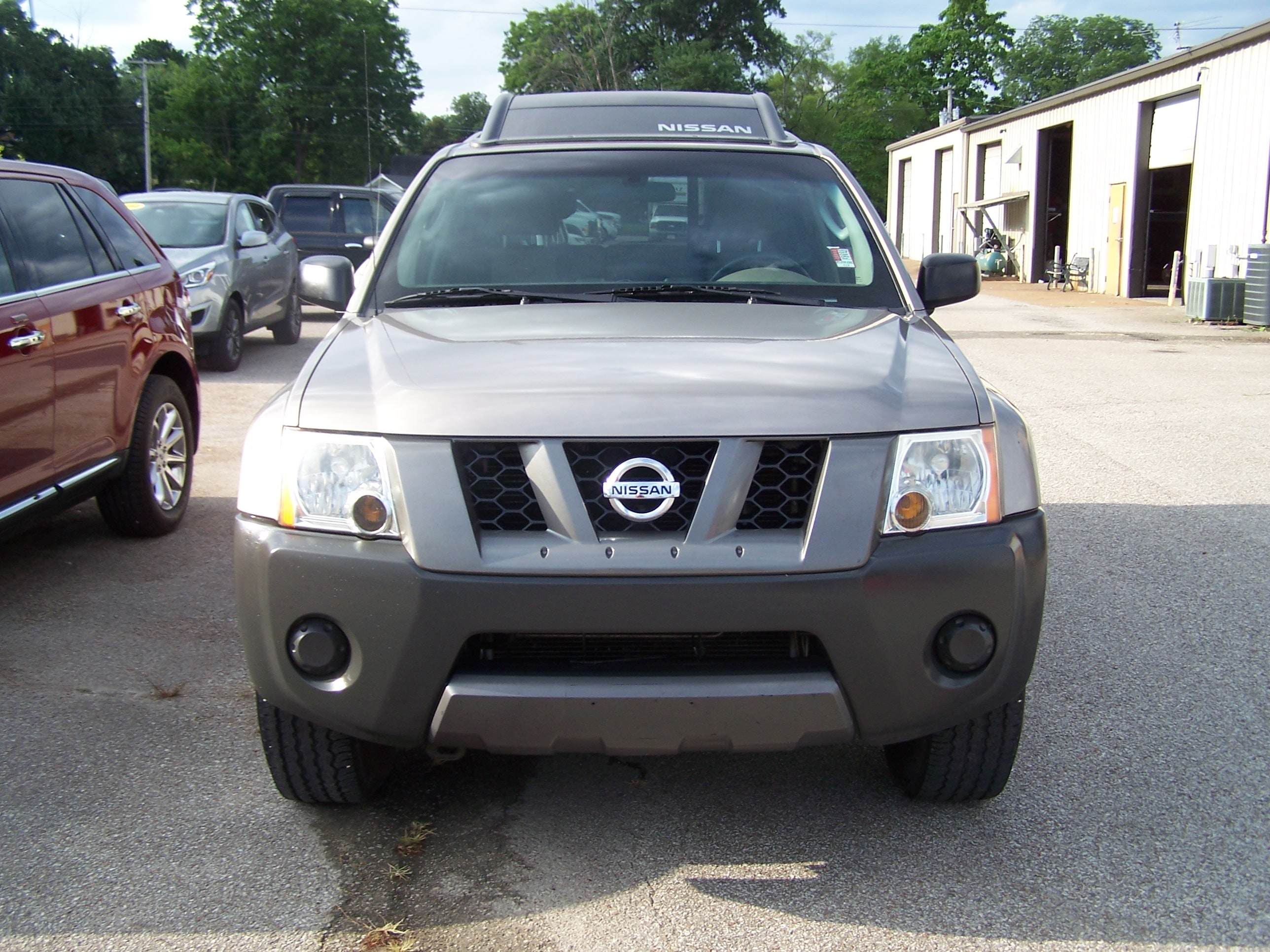 Used 2008 Nissan Xterra For Sale Parsons Tn