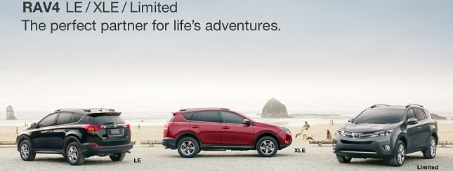 New Toyota RAV4 information | Texas Toyota Dealer