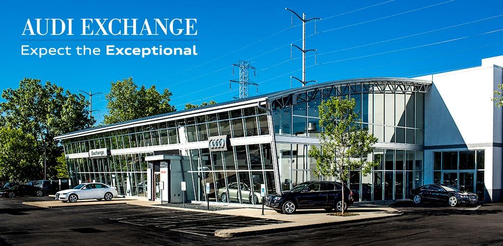 Audi Exchange | New Audi dealership in Highland Park, IL 60035