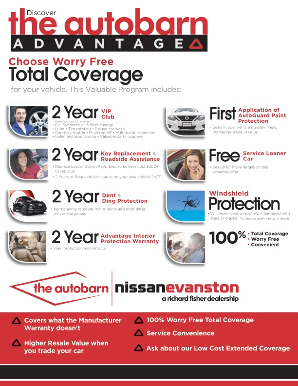 The Autobarn Nissan Of Evanston Nissan Dealer In Chicago