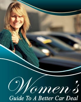 A Woman's Guide to a Better Car Deal
