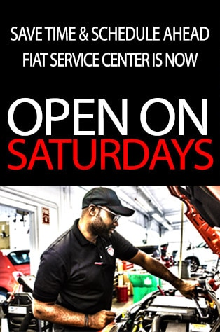 santa monica fiat service center now open on saturdays