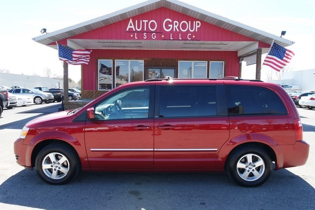2009 Dodge Grand Caravan Station DualZone Temp Luggage Rack Rear ACHeat Tow Package After a y