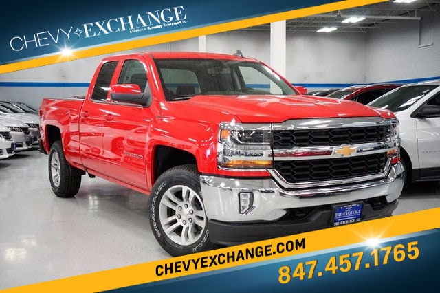 2018 Chevrolet Silverado 1500 LT Truck Double Cab For Sale in lake Bluff, IL