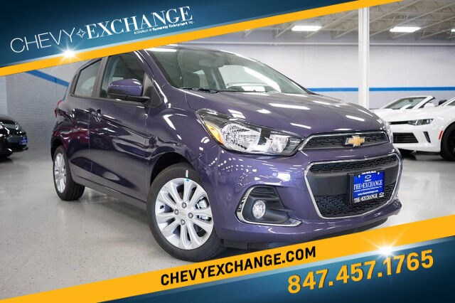 2017 Chevrolet Spark LT w/1LT CVT Hatchback For Sale in lake Bluff, IL