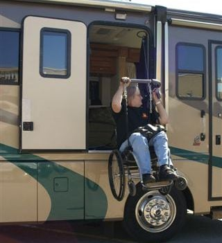 Motorhome wheelchair lift canada lift chairs autos post Wheelchair lift motor