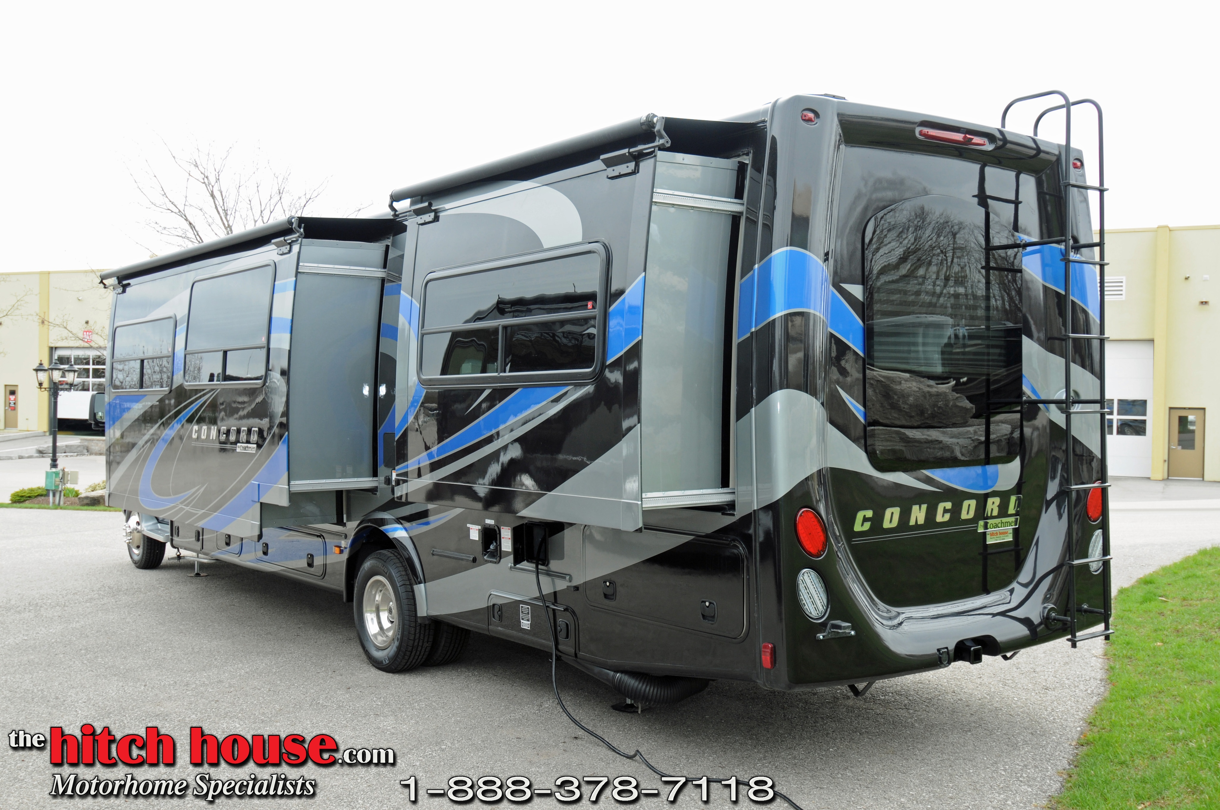 New 2018 Coachmen Concord 300ds For Sale In Ontario The