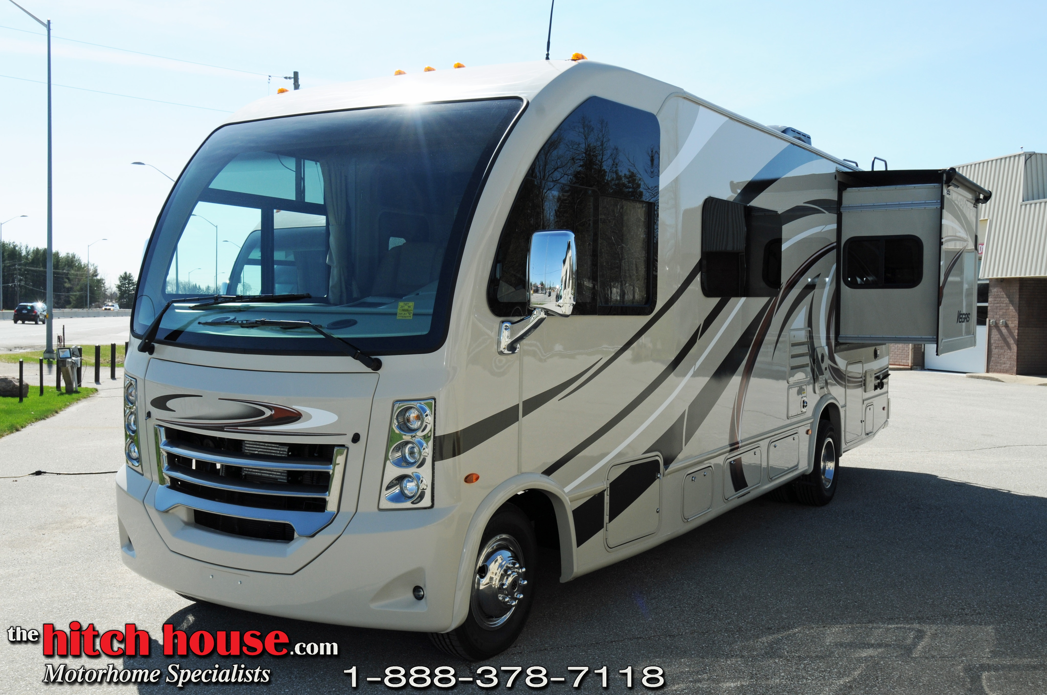 New 2017 thor motor coach vegas 25 3 for sale in ontario for Thor motor coach vegas for sale