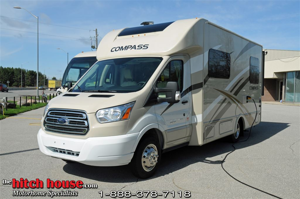 New 2017 Thor Motor Coach Compass For Sale In Ontario