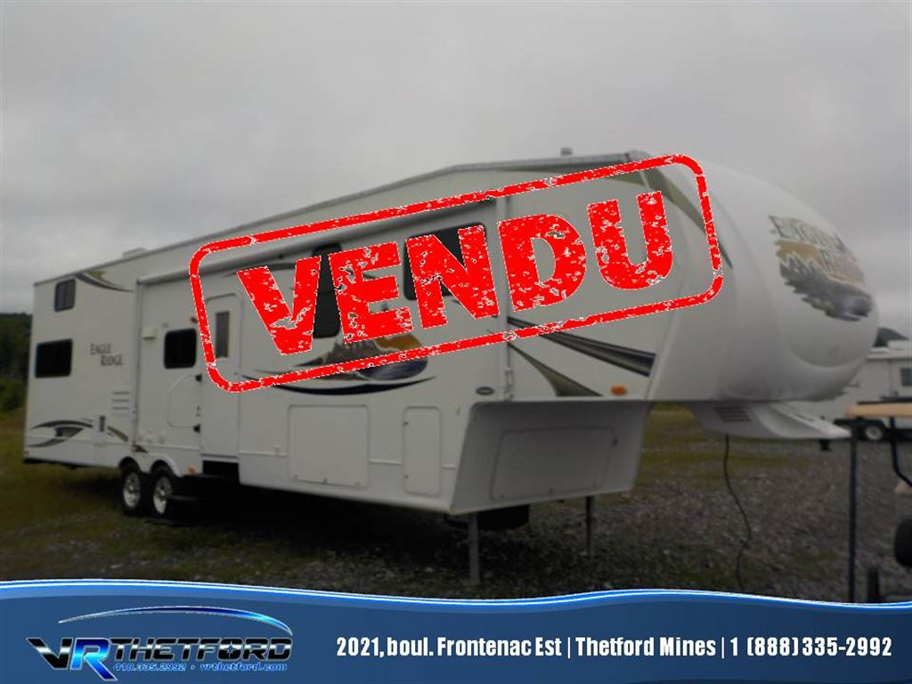 2010 EAGLE RIDGE 35 DSRS LIQUIDATION !!!