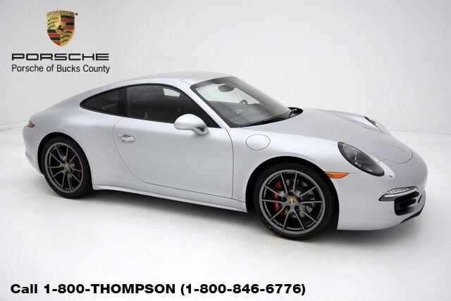 2016 Porsche 911 Carrera 4S   0 miles VIN WP0AB2A96GS122156 StockNo 22303