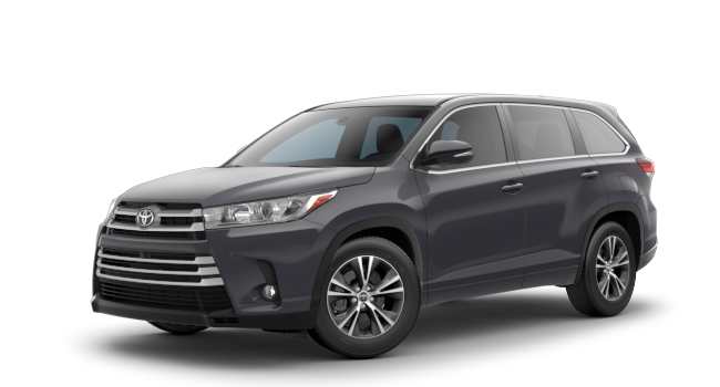 Toyota Highlander LE Plus