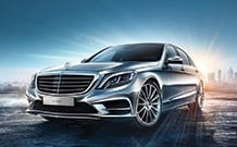 The Mercedes-Benz S-Class awarded 2014 Womens Car of the Year