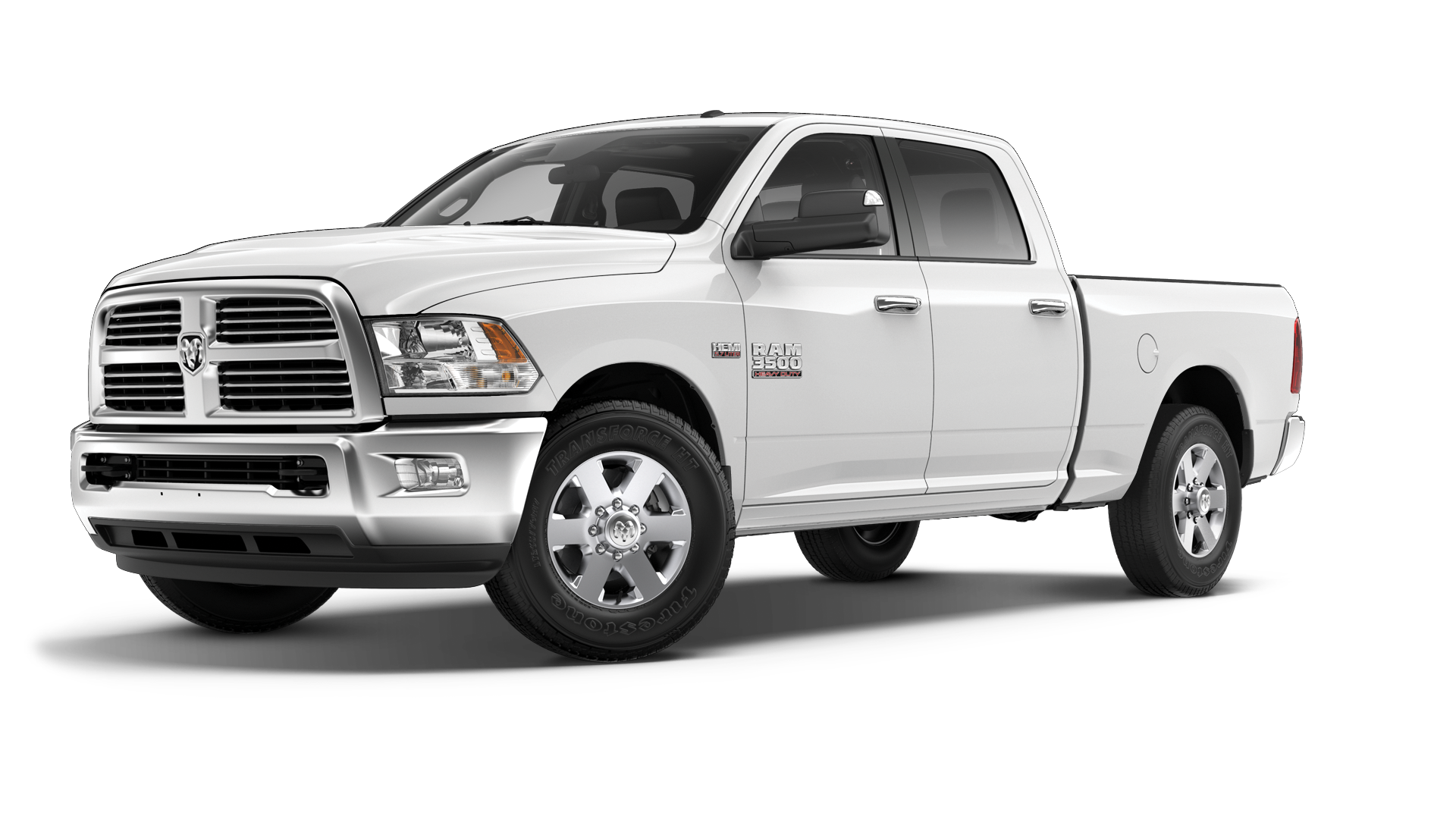 Dodge Ram 3500 2013 White 2013 Ram 3500 Knoxville tn