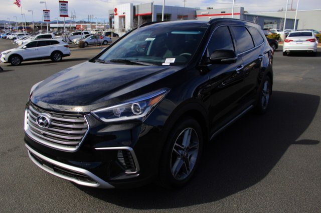 2017 Hyundai Santa Fe Limited Ultimate Limited Ultimate 3.3L Automatic