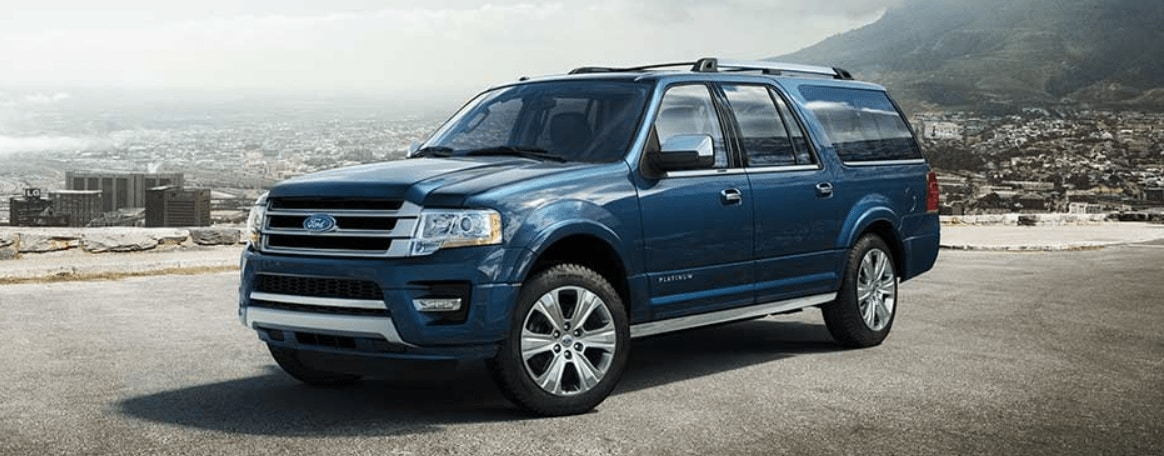 Ford Expedition in Spanish